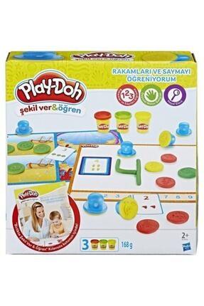Play Doh Rakamlar ve Sayılar 2