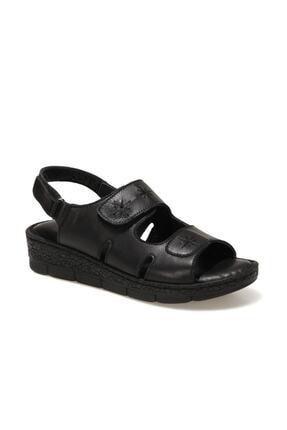 Polaris 161849.Z1FX Siyah Kadın Sandalet 101019824 0