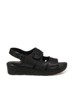Polaris 161849.Z1FX Siyah Kadın Sandalet 101019824 1