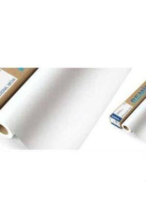 Ecce Mat  Beyaz Yapışkanlı Folyo  50 cm  X 4 mt 1