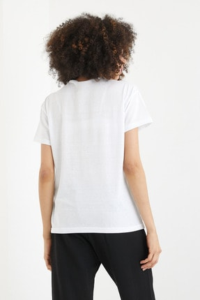 THE CACTUS Unisex Nakışlı T-shirt 4