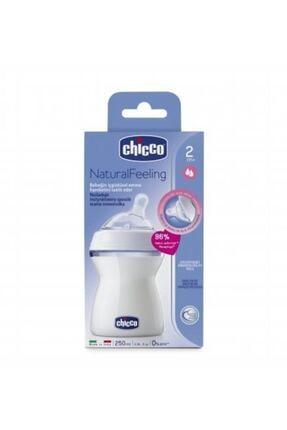 Chicco Naturalfeeling Biberon 2 Ay+ 250 ml 0
