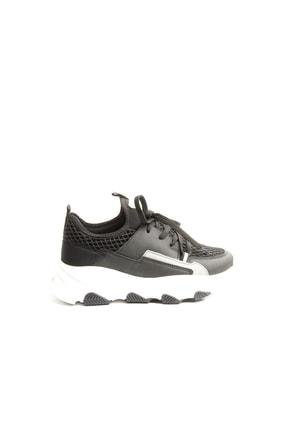 Dolgu Topuk Sneaker Kadın Spor Ayakkabı t001k051393d200201
