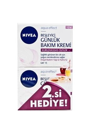 Nivea Nıvea Vısage Günlük Nem.krem 2li K/h 0