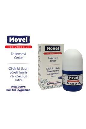 movel 2 Adet Roll On Antiperspirant Ter Önleyici Ve Ter Kokusu Yok Edici 50 Ml 2