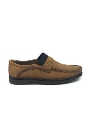 Taşpınar Üçlü Hakiki Deri Bağsız Yazlık Tam Rok Rahat Streçli Erkek Ayakkabı 39-45 1