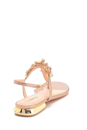 Derimod Kadın Taş Detaylı Sandalet 3