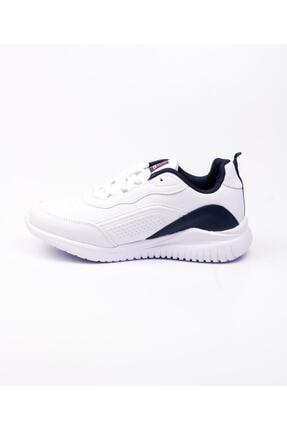Jump 25663 Beyaz Unisex Sneaker Ayakkabı Beyaz-37 2