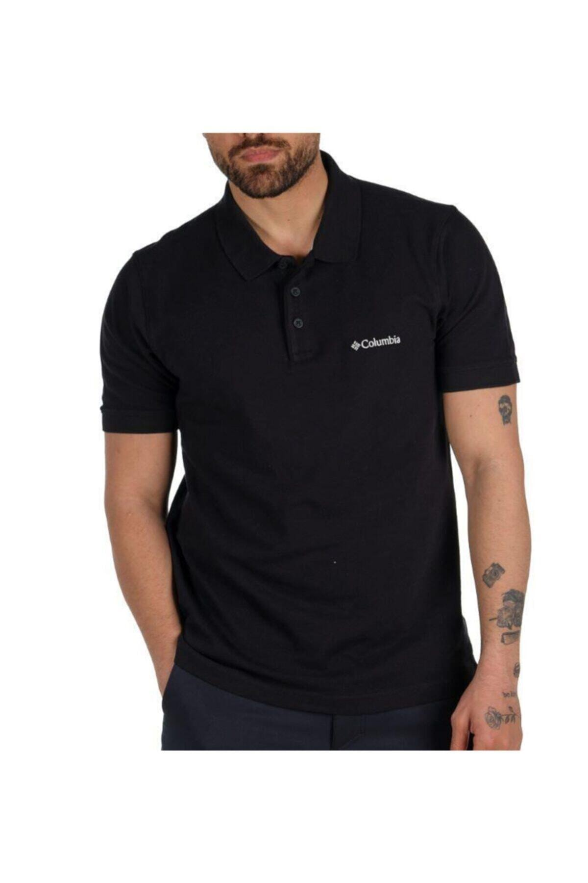 M Cascade Range Solid II Erkek Polo T-shirt