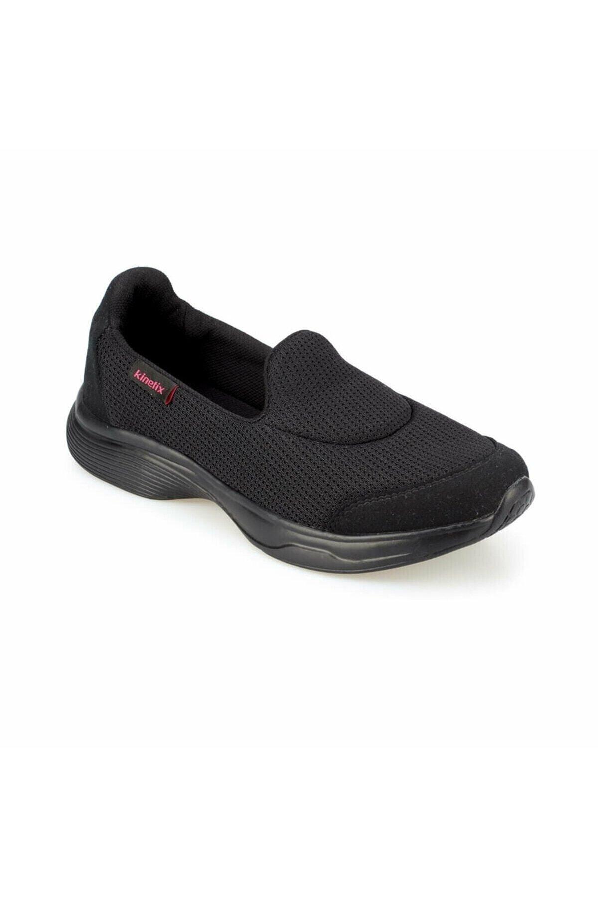 Aida Siyah Kadın Comfort Spor Ayakkabı