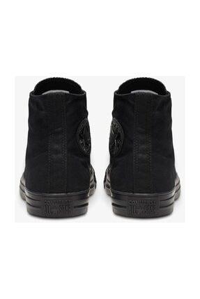 Converse Unisex Siyah Chuck Taylor All Star Hi Sneaker M3310C 3