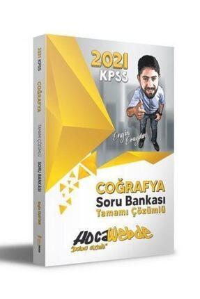 Hoca Webde 2021 Kpss Coğrafya Tamamı Çözümlü Soru Bankası 0