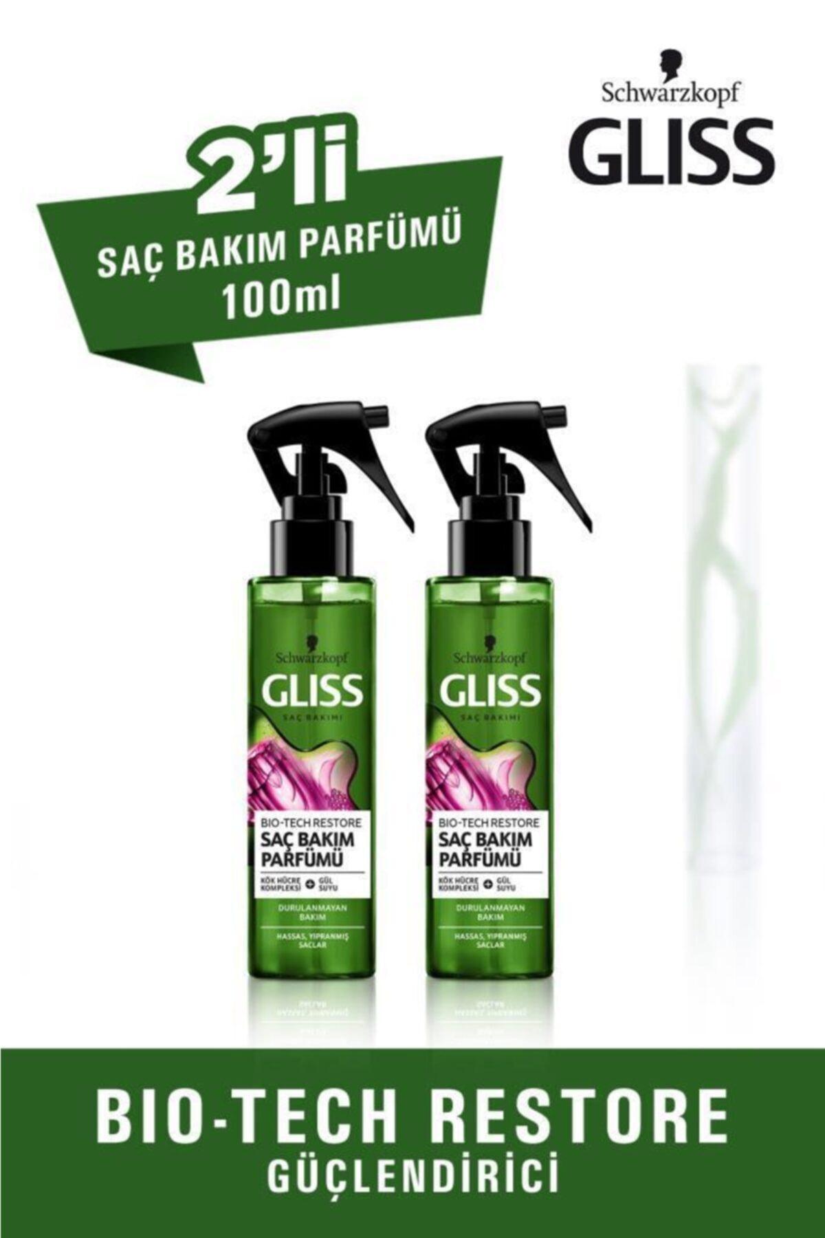 Bio-tech Saç Bakım Parfümü 100 ml 2'li
