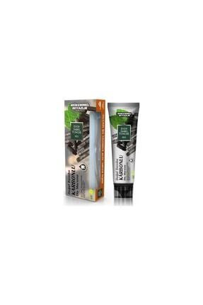 Eyüp Sabri Tuncer Doğal Bambu Karbonlu Diş Macunu 75 ml ve Diş Fırçası 0