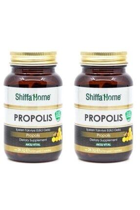 Shiffa Home Propolis Kapsül 470 Mg 60 Adet X 2 Adet 0