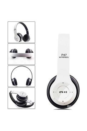 Polygold P47POL Bluetooth Kulaklık Mp3 Fm Solo 2 Beats Model Kulaküstü 0