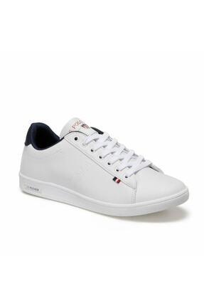 US Polo Assn FRANCO Beyaz Erkek Sneaker Ayakkabı 100249743 1