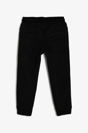 Koton Erkek Çocuk Siyah Jean 1