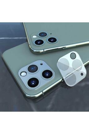 Ekoodukkan Apple Iphone 12 Pro Max Kamera Lens Koruyucu Cam Filmi 3