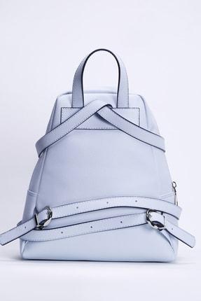 Marie Claire Açık Mavi Kadın Sırt Çantası Jane Mc212102011 4
