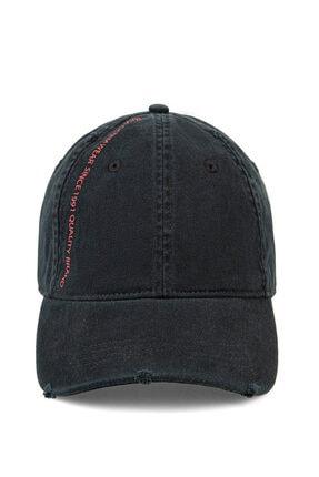 Mavi Siyah Şapka 1