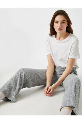 Koton Kadın Gri Pijama Takımı 0
