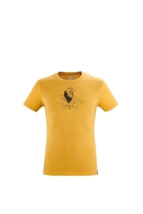 Picture of Erkek Sarı Ltd Color Ts T-Shirt