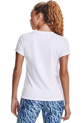 Under Armour Kadın Spor T-Shirt - Live Sportstyle Graphic SSC - 1356305-104 1