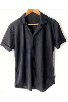A&O Style Erkek Kısa Kollu Yazlık Gömlek 0
