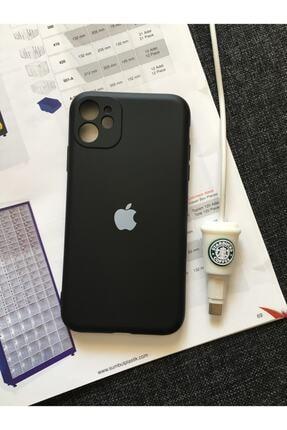 SUPPO Iphone 11 Kamera Korumalı >model, Logolu Lansman Kılıf Kablo Koruyucu 0