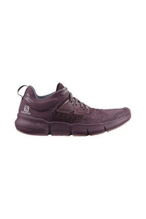 Salomon Kadın Bordo Koşu Ayakkabısı 0