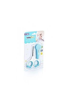 Babyjem Unisex Bebek Mavi Tırnak Makası 1