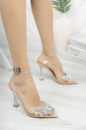Kadın Topuklu Ayakkabı abiye