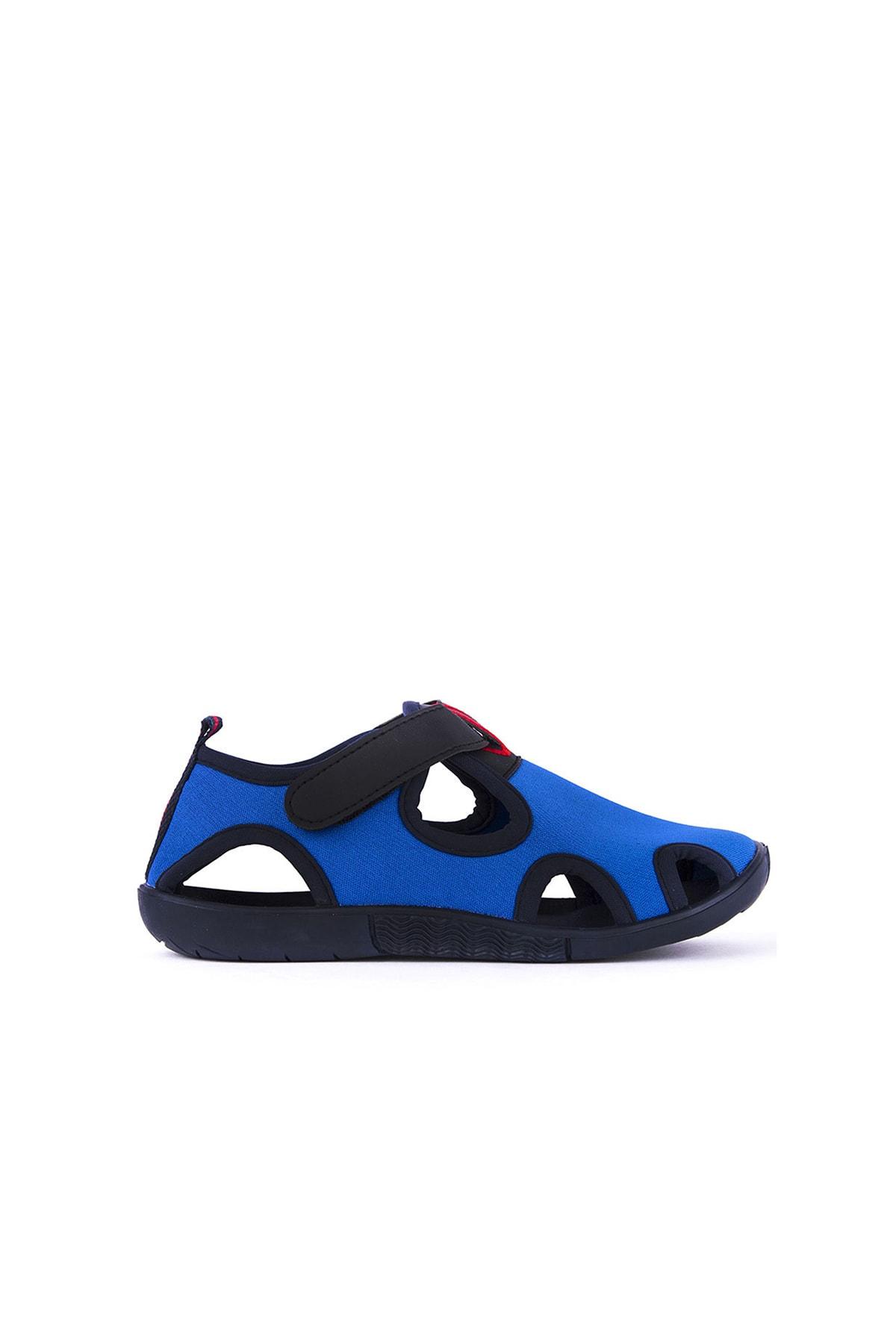 Unnı Çocuk Sandalet Saks Mavi Sa11lf085