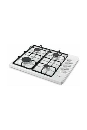 Luxell Doğalgazlı Set Üstü Beyaz Ocak Lx-420 F 0