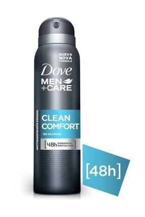 Dove Men Aerosol Clean Comfort 150Ml 1