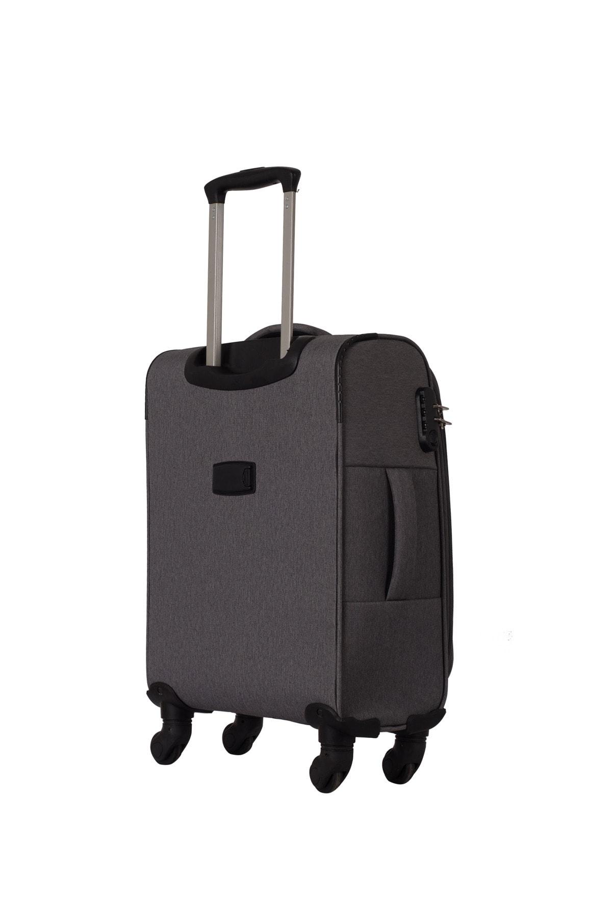 ÇÇS Gri Valiz 409/55 cm