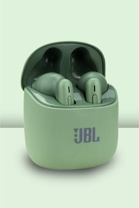 zirvetaki J-141 Jbl Tune 220 Tws Kablosuz Kulak Içi Bluetooth Kulaklık Yeşil T220 0