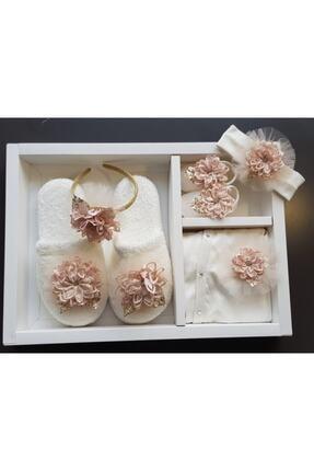 Dandini Yeni Kolleksiyon Anne Bebek Lohusa Seti - Kız Bebek 0