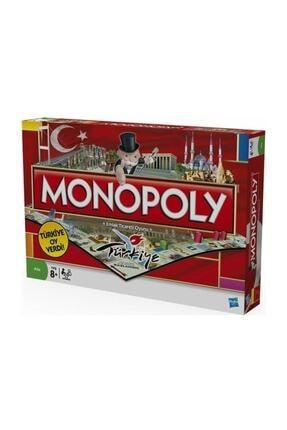 Monopoly Türkiye Efsane Kutuoyunu 0