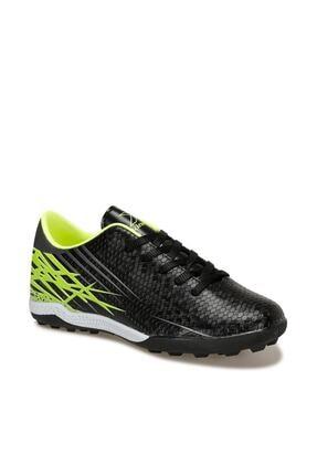 Kinetix Erkek Siyah Zonzı Tf Halı Saha Ayakkabısı 0