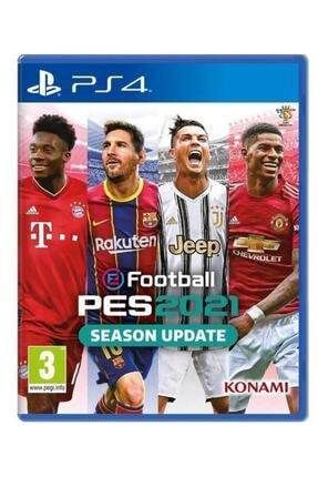 Konami PES 2021 PS4 Oyun 0