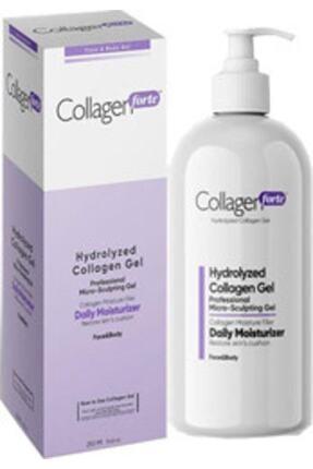 Collagen Forte Hydrolyzed Yüz Ve Vücut Jeli 250 ml 0