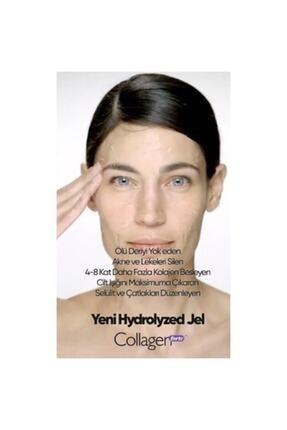 Collagen Forte Hydrolyzed Yüz Ve Vücut Jeli 250 ml 1