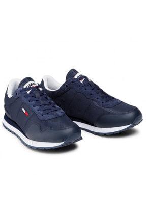 Tommy Hilfiger Erkek Sneaker TOMMY JEANS LIFESTYLE MIX RUNNER EM0EM00668 0