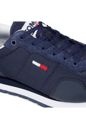 Tommy Hilfiger Erkek Sneaker TOMMY JEANS LIFESTYLE MIX RUNNER EM0EM00668 3