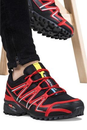Ayakkabix Erkek Kırmızı Ferrani Günlük Spor Ayakkabı 0