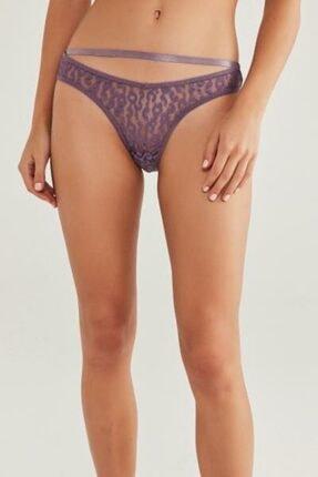 Penti Kadın Full Lace Slip Külot 1