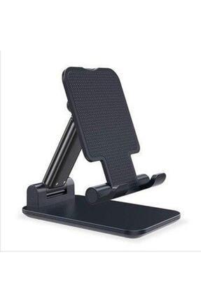 CMT Masa Üstü Telefon Tutucu Stant Masaüstü Tablet Tutacak Şarj Stand 2