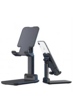 CMT Masa Üstü Telefon Tutucu Stant Masaüstü Tablet Tutacak Şarj Stand 4
